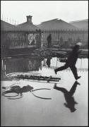 Henri Cartier-Bresson, Behind the Gare St. Lazare, Paris, 1932
