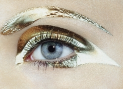 Bold Gold #1, 2006, 29 x 40 Inches, Chromogenic Print, Edition of 10