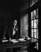 Ansel Adams, 1977, 20 x 16 Silver Gelatin Photograph