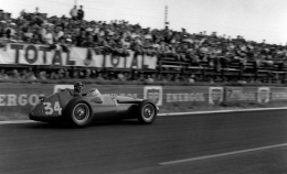 Grand Prix of France, Reims, July 1958