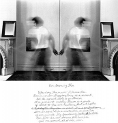 Now Becoming Then, 1978, 11 x 14 Silver Gelatin Photograph, Ed. 25