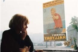 Sylvie Vartan, Marseilles, June 1965, C-Print