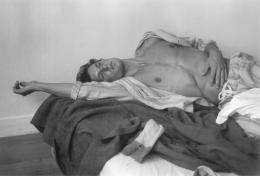 Jeff Aquilon, NYC, 1981 (15911-27-17), Silver Gelatin Photograph