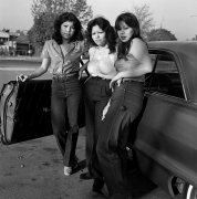 RIivera Bad Girls 1983, 20 x 16inches - Archival Pigment Print - Edition of 50