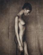 Naomi, Paris, July 17, 1996, Original Polaroid