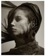 Christy Turlington, Luxor, Egypt,1987, Archival Pigment Print