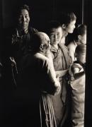 """Ulan Bator (The Arrival of His Holiness)"", Mongolia, 1995, 13-1/2 x 9-3/4 Platinum Photograph, Ed. 25"
