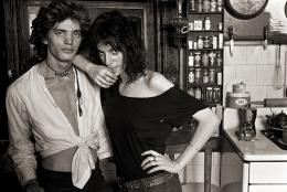 Robert Mapplethorpe & Patti Smith II, New York, 1969