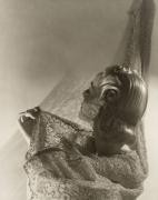 Helen Bennett (Hair), c. 1930s, 20 x 16 Plantinum Print, Edition 25