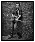 Bruce Springsteen, New York, NY, 2005, 20 x 16 inches, Silver Gelatin Photograph, Ed. of 25