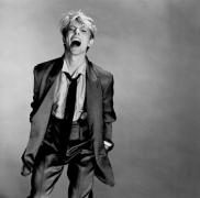 David Bowie, New York, 1984, 17 x 11 Archival Pigment Print