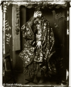 Masako, 1989, 15-3/4 x 19-1/2 Toned Silver Gelatin Photograh, Ed. 20
