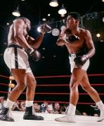 Muhammad Ali vs. Sonny Liston I, February, 1964, 16 x 20 Color Photograph, Open Ed.
