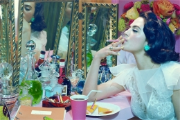 Actress #4, 2012, 26 1/2 x 40 Inches, Chromogenic Print, Edition of 10
