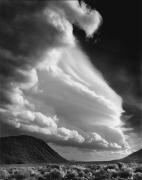 Sierra Wave Cloud, 1973, Silver Gelatin Photograph