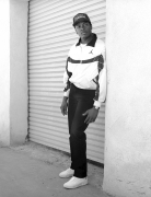 Dr Dre, NWA, Los Angeles, 1990, 20 x 16inches - Archival Pigment Print - Edition of 50