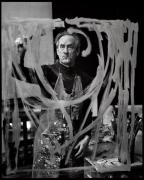 Fredrick Terna, New York, NY, 1994, 20 x 16 inches, Silver Gelatin Photograph, Ed. of 25