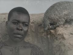 Luckness and Marimba, Zimbabwe, 2020