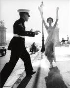 Pont Alexandre II + Marines, Paris, 1960