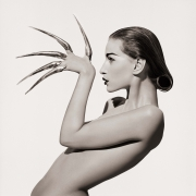 Aly, Claw Hand -The Surreal Thing, Series, New York, 1987, Archival Pigment Print