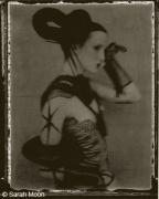 """Avril pour """"Elle"""" 3, 2003, 15-3/4 x 19-1/2 Toned Silver Gelatin Photograh, Ed. 20"""