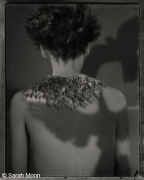 La menace, 2008, 15-3/4 x 19-1/2 Toned Silver Gelatin Photograh, Ed. 20