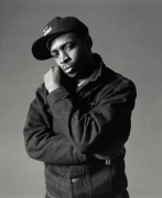 Public Enemy Chuck D 1987, 16 x 20 inches - Archival Pigment Print - Edition of 50