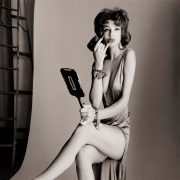 Kelly LeBrock as Pride - The Seven Deadly Sins, Series, Los Angeles, 1985, Archival Pigment Print
