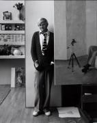 David Hockney, 1975, Vintage Silver Gelatin Photogaph