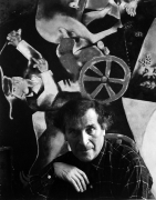 Marc Chagall, 1942, Silver Gelatin Photograph