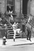 New York City (guys playing stick ball), 1961, Archival Pigment Print