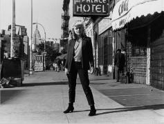 Debbie Harry, New York, 1977