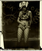 Chloe, 15-3/4 x 19-1/2 Toned Silver Gelatin Photograh, Ed. 20