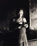 """Offering"", Mudgod, 1996, 15 x 11-3/4 Platinum Photograph, Ed. 25"