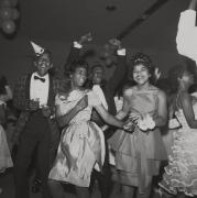 A Prom at Manassas Hight School, 1961, Archival Pigment Print