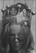 Brook Hayward (with crown), 1964, Archival Pigment Print