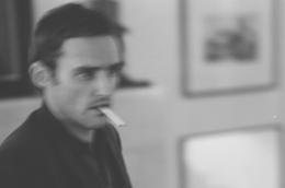 Self Portrait (with Double Cigarette), 1961-67