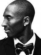 Kobe Bryant, Los Angeles, 2009, Silver Gelatin Photograph