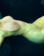 Jennifer, Torso Underwater, New York City, 2011, Archival Pigment Print