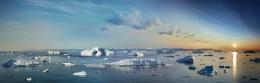 The Great July Melt, Ilulissat, Greenland, 2019, C-Type Print