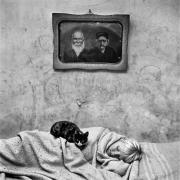 Portrait of Sleeping Girl, 2000, Silver Gelatin Photograph