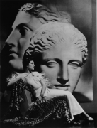 Evening Dress by Paquin, 1934, 20 x 16 Platinum Palladium on 24 x 20 Paper, Ed. 27