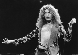 Robert Plant, Madison Square Garden, 1975