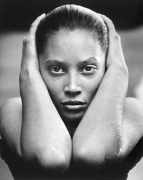 Herb Ritts, Christy Turlington, Hollywood, 1988