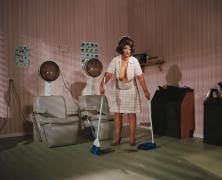 Tina, East Hollywood, Los Angeles, Chromogenic print