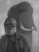 John and Mak, Zimbabwe, 2020