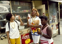 SALT 'N PEPA, NYC, 1986, 16 x 20 inches - Archival Pigment Print - Edition of 50