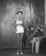 Beale Street Entertainer, ca. 1940's, Archival Pigment Print