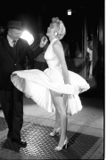 George Zimbel Marilyn & Billy, New York City, 1954