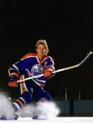 Wayne Gretsky, Edmonton Oilers, Edmonton, Canada, 1984, Archival Pigment Print